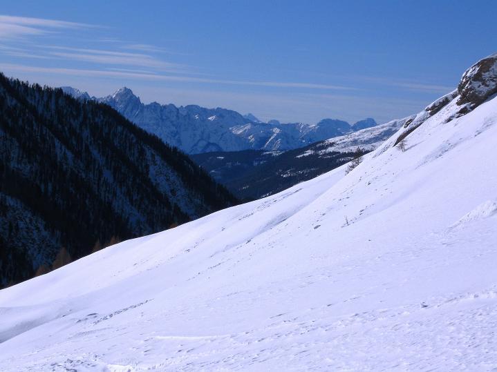 Foto: Andreas Koller / Ski Tour / Aus dem Astental auf den Stellkopf (2851 m) / Lienzer Dolomiten / 01.01.2010 21:49:27