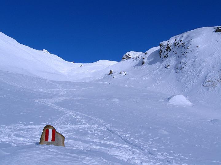 Foto: Andreas Koller / Ski Tour / Aus dem Astental auf den Stellkopf (2851 m) / 01.01.2010 21:48:56