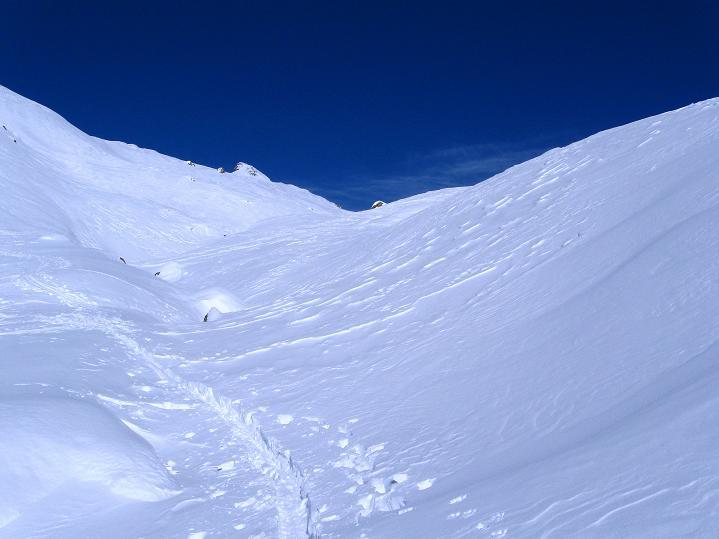 Foto: Andreas Koller / Ski Tour / Aus dem Astental auf den Stellkopf (2851 m) / 01.01.2010 21:48:40