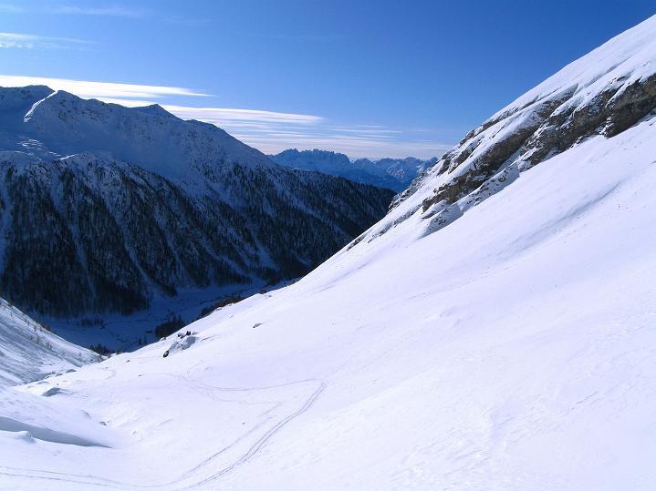 Foto: Andreas Koller / Ski Tour / Aus dem Astental auf den Stellkopf (2851 m) / 01.01.2010 21:48:33