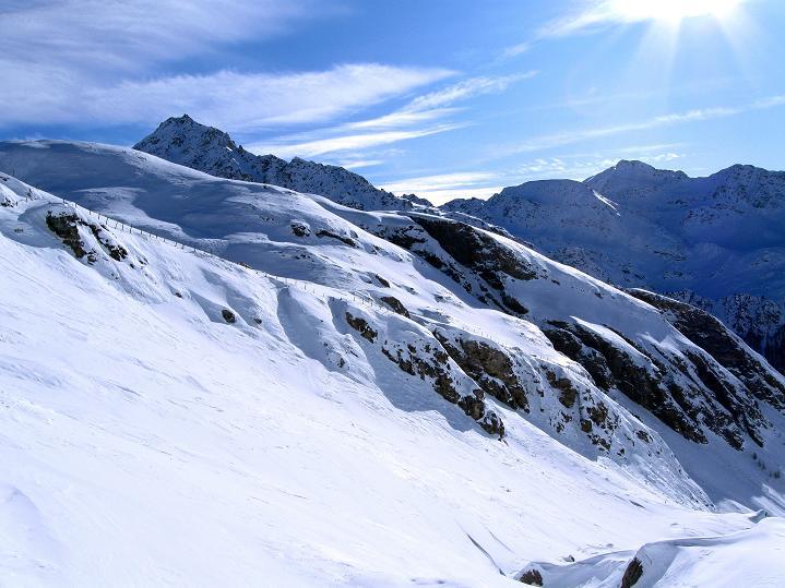 Foto: Andreas Koller / Ski Tour / Aus dem Astental auf den Stellkopf (2851 m) / 01.01.2010 21:48:24