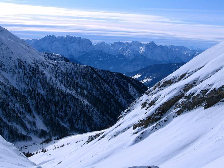 Foto: Andreas Koller / Ski Tour / Aus dem Astental auf den Stellkopf (2851 m) / Lienzer Dolomiten / 01.01.2010 21:47:48