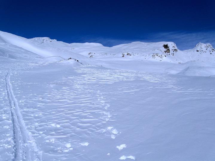 Foto: Andreas Koller / Ski Tour / Aus dem Astental auf den Stellkopf (2851 m) / 01.01.2010 21:47:23
