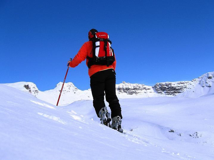 Foto: Andreas Koller / Ski Tour / Aus dem Astental auf den Stellkopf (2851 m) / 01.01.2010 21:44:03