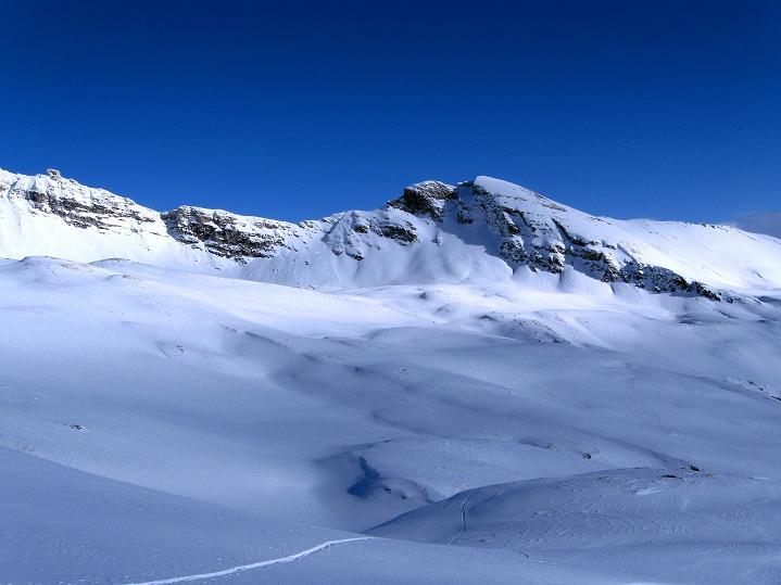 Foto: Andreas Koller / Ski Tour / Aus dem Astental auf den Stellkopf (2851 m) / Rotwandeck (2715 m) / 01.01.2010 21:43:29