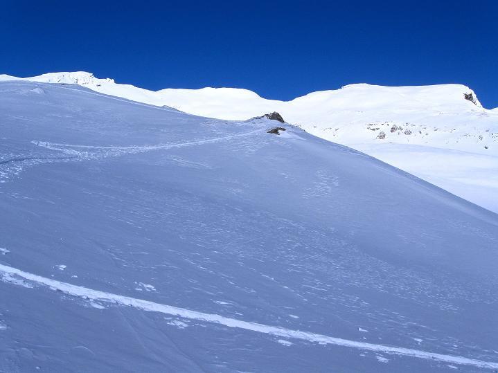 Foto: Andreas Koller / Ski Tour / Aus dem Astental auf den Stellkopf (2851 m) / Stellkopf und Krahköpfe (2847 m) / 01.01.2010 21:43:04