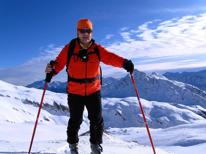 Foto: Andreas Koller / Ski Tour / Aus dem Astental auf den Stellkopf (2851 m) / 01.01.2010 21:42:25