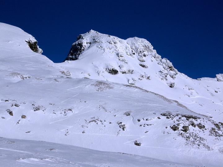 Foto: Andreas Koller / Ski Tour / Aus dem Astental auf den Stellkopf (2851 m) / Rote Wand (2855 m) / 01.01.2010 21:42:03