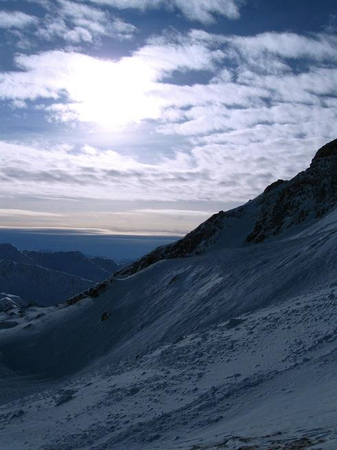 Foto: Andreas Koller / Ski Tour / Aus dem Astental auf den Stellkopf (2851 m) / 01.01.2010 21:41:05