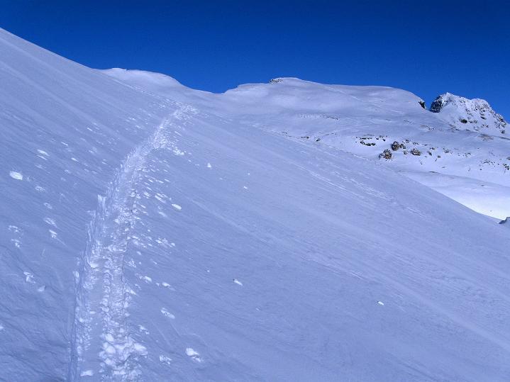 Foto: Andreas Koller / Ski Tour / Aus dem Astental auf den Stellkopf (2851 m) / 01.01.2010 21:37:42