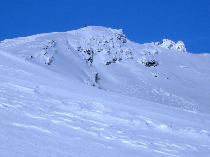 Foto: Andreas Koller / Ski Tour / Aus dem Astental auf den Stellkopf (2851 m) / Der Stellkopf / 01.01.2010 21:36:11