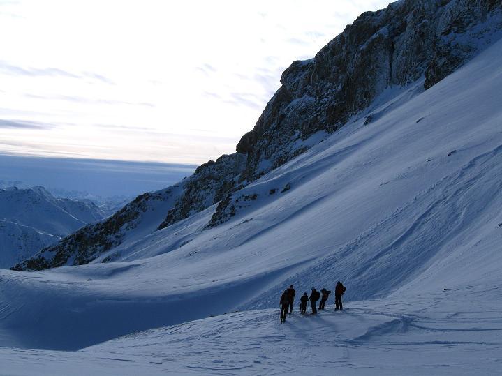 Foto: Andreas Koller / Ski Tour / Aus dem Astental auf den Stellkopf (2851 m) / 01.01.2010 21:35:58