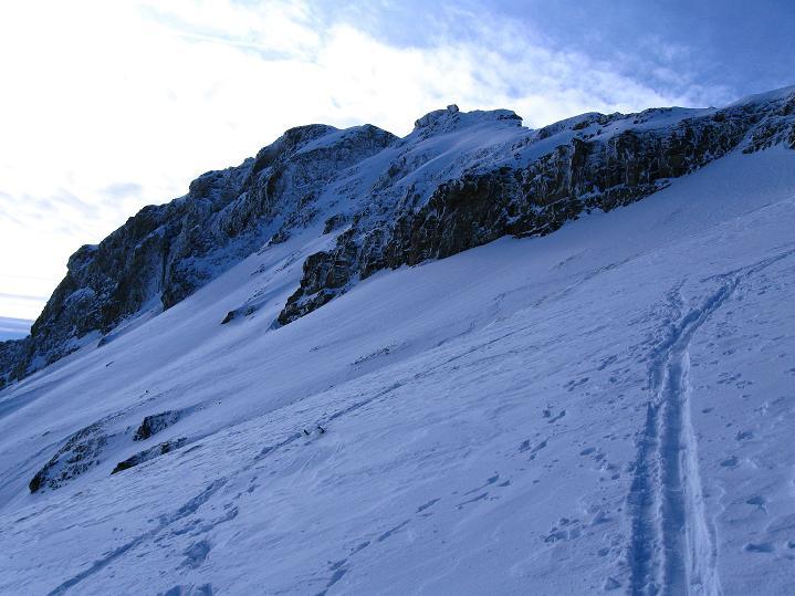 Foto: Andreas Koller / Ski Tour / Aus dem Astental auf den Stellkopf (2851 m) / 01.01.2010 21:34:17