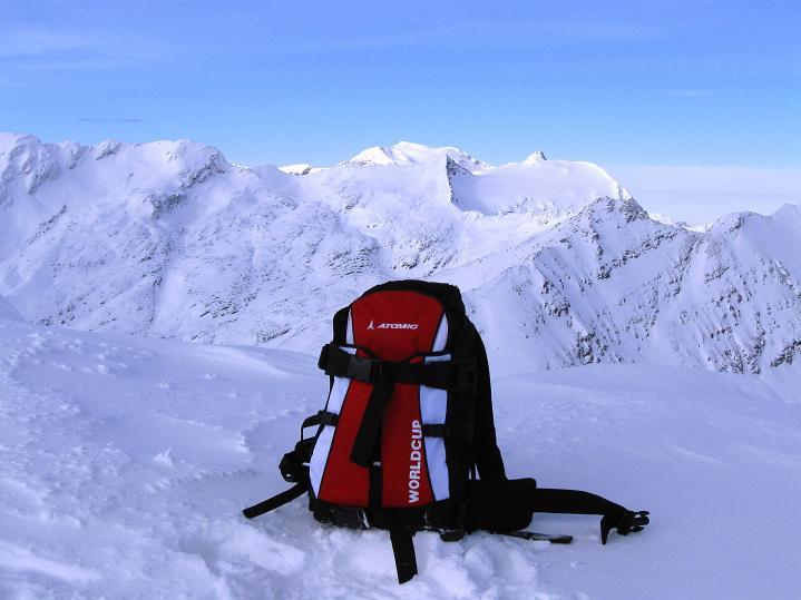 Foto: Andreas Koller / Ski Tour / Aus dem Astental auf den Stellkopf (2851 m) / 01.01.2010 21:28:27