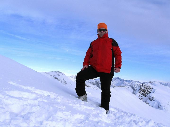 Foto: Andreas Koller / Ski Tour / Aus dem Astental auf den Stellkopf (2851 m) / 01.01.2010 21:27:57