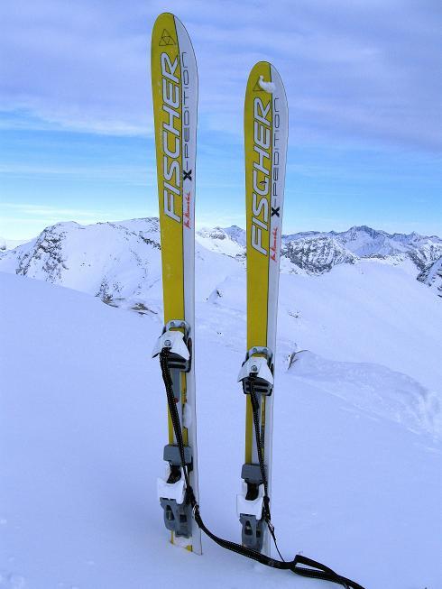 Foto: Andreas Koller / Ski Tour / Aus dem Astental auf den Stellkopf (2851 m) / 01.01.2010 21:27:34