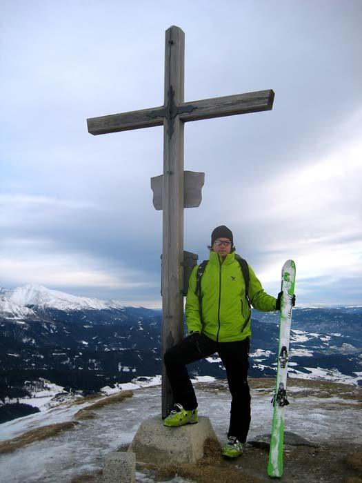 Foto: Mike Mike / Ski Tour / Fanningberg - Einsteigertour / 30.12.2009 19:59:01