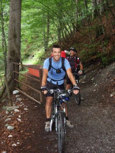 Foto: hofchri / Mountainbike Tour / Rund um das Sonnjoch über Lamsen- (1953 m) und Plumsjoch (1664 m) / 01.01.2010 12:02:48
