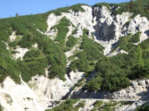 Foto: hofchri / Mountainbike Tour / Rund um das Sonnjoch über Lamsen- (1953 m) und Plumsjoch (1664 m) / 01.01.2010 12:09:47