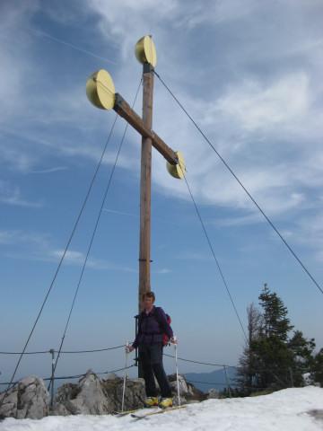 Foto: Wolfgang Lauschensky / Ski Tour / Rauschberg - Roßgasse / Vorderer Rauschberggipfel / 31.12.2009 16:18:10