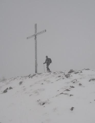 Foto: Wolfgang Lauschensky / Ski Tour / Streicher oder Inzeller Kienberg / Streicher oder Inzeller Kienberg / 31.12.2009 20:31:44