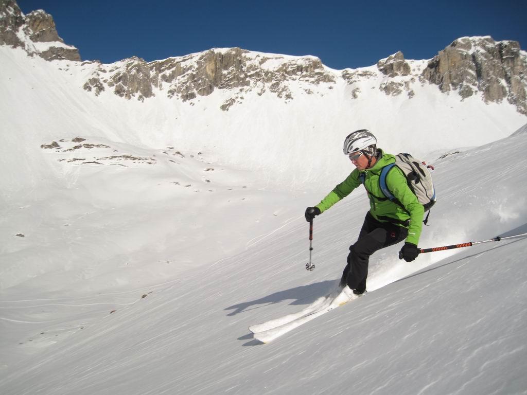 Foto: Heidi Schützinger / Ski Tour / Karkopf von der Muhreralm / Die stille Variante der Touren im Großkessel / 28.12.2011 18:48:22