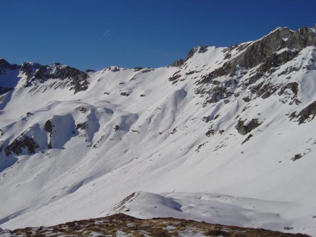 Foto: Manfred Karl / Ski Tour / Karkopf von der Muhreralm / Rettenwand und Rettenwandsattel / 03.01.2010 17:29:59