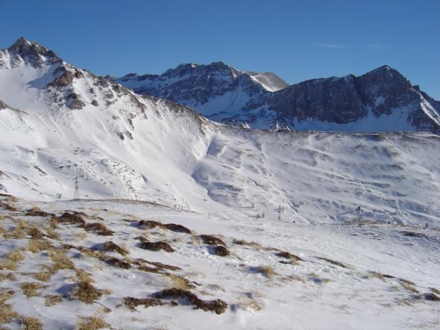 Foto: Manfred Karl / Ski Tour / Karkopf von der Muhreralm / Stampferwand - Guglspitzen - Zwillingswand / 03.01.2010 17:29:05