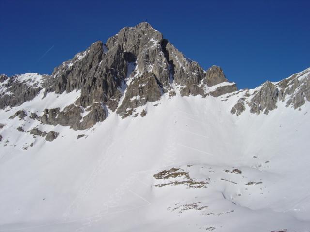 Foto: Manfred Karl / Ski Tour / Karkopf von der Muhreralm / Permuthwand / 03.01.2010 17:27:35
