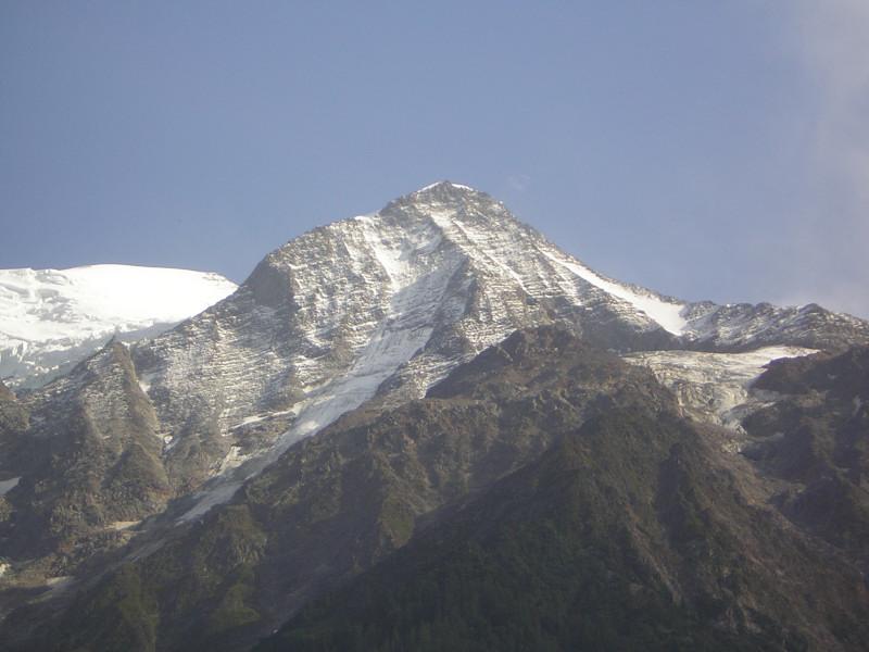 Foto: Wolfgang Lauschensky / Wander Tour / Mont Blanc 4808m Normalweg über Bossesgrat / Aiguille du Gouter / 01.01.2010 21:09:55