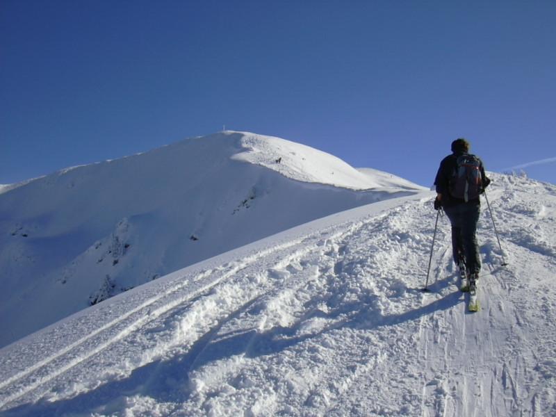 Foto: Wolfgang Lauschensky / Ski Tour / Über Feldalphorn und Schwaigberghorn zum Breiteggern / Schwaigberghorn / 02.01.2010 15:52:09