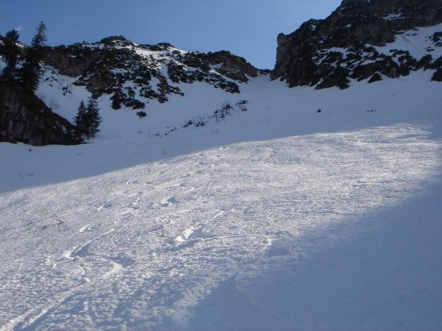 Foto: Manfred Karl / Ski Tour / Auf den Hochfelln von Kohlstatt / 03.01.2010 18:43:16