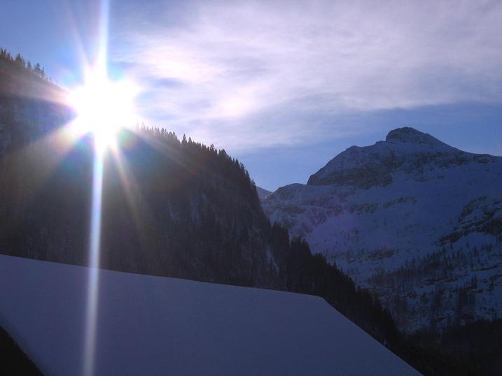 Foto: Andreas Koller / Ski Tour / Traumtour auf Spirzinger und Spazeck (2066 m) / Radstädter Tauern / 06.01.2010 02:21:12