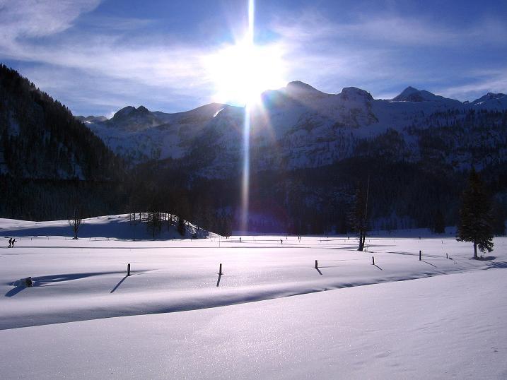 Foto: Andreas Koller / Ski Tour / Traumtour auf Spirzinger und Spazeck (2066 m) / 06.01.2010 02:20:36