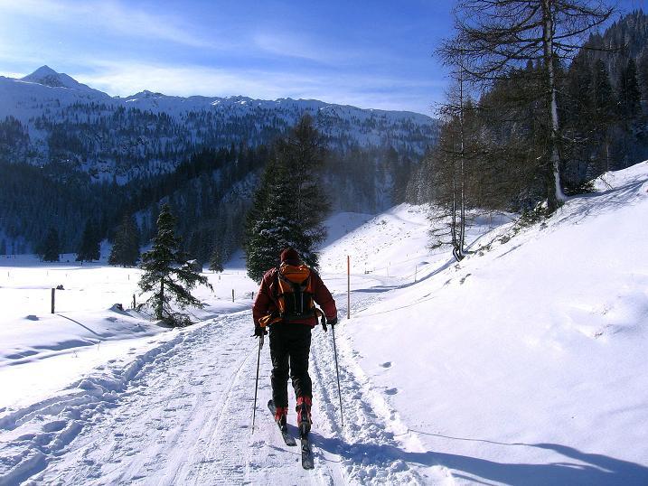 Foto: Andreas Koller / Ski Tour / Traumtour auf Spirzinger und Spazeck (2066 m) / 06.01.2010 02:20:31