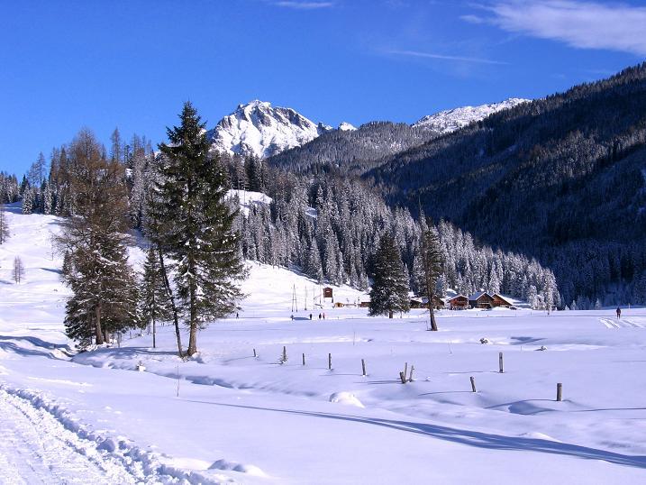 Foto: Andreas Koller / Ski Tour / Traumtour auf Spirzinger und Spazeck (2066 m) / 06.01.2010 02:20:17