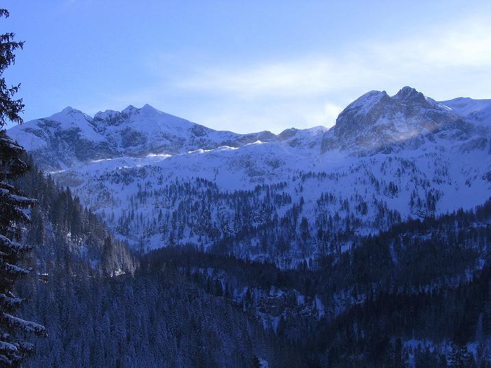 Foto: Andreas Koller / Ski Tour / Traumtour auf Spirzinger und Spazeck (2066 m) / Radstädter Tauern / 06.01.2010 02:20:11