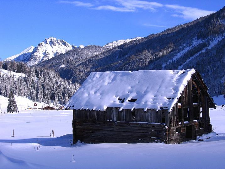 Foto: Andreas Koller / Ski Tour / Traumtour auf Spirzinger und Spazeck (2066 m) / 06.01.2010 02:19:50