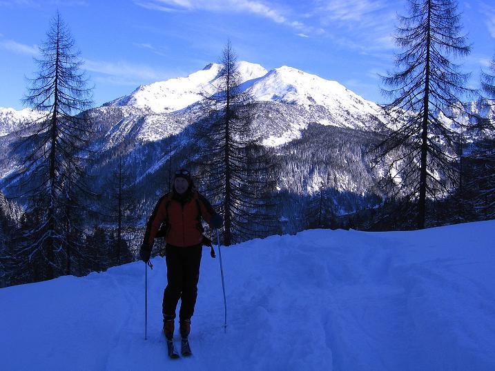 Foto: Andreas Koller / Ski Tour / Traumtour auf Spirzinger und Spazeck (2066 m) / 06.01.2010 02:18:31