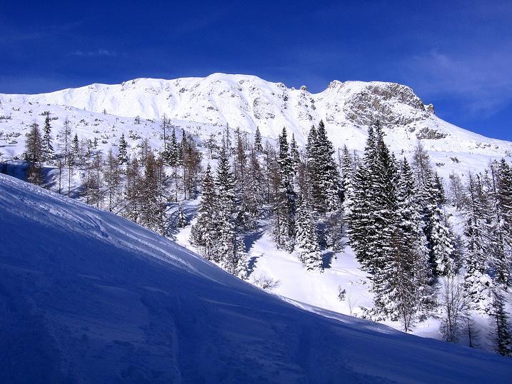 Foto: Andreas Koller / Ski Tour / Traumtour auf Spirzinger und Spazeck (2066 m) / Spazeck / 06.01.2010 02:18:07