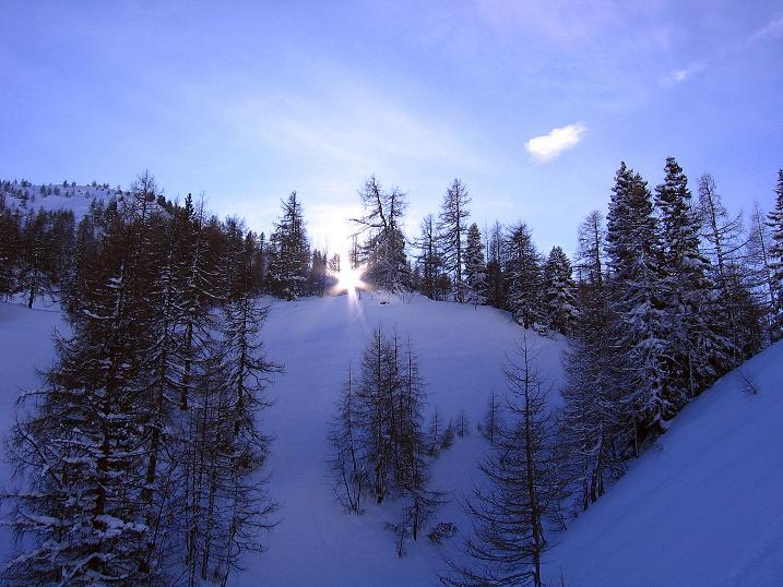 Foto: Andreas Koller / Ski Tour / Traumtour auf Spirzinger und Spazeck (2066 m) / 06.01.2010 02:17:55