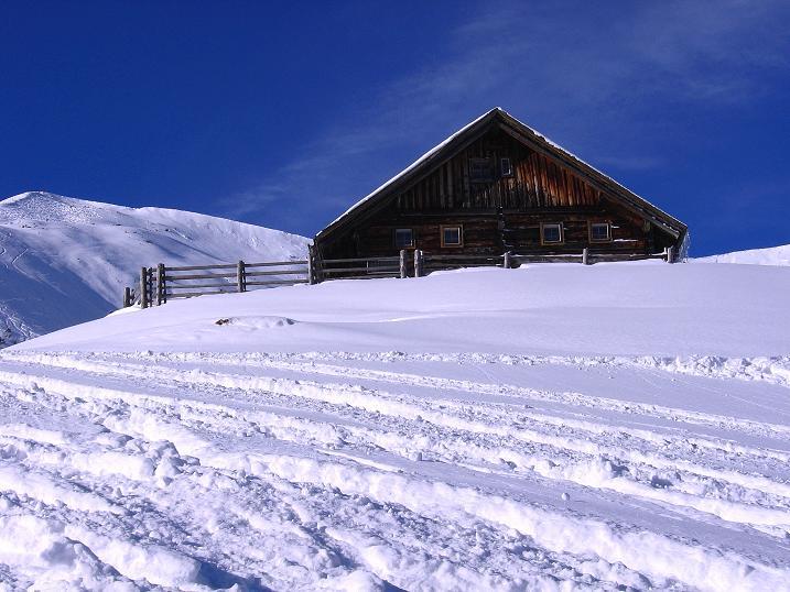 Foto: Andreas Koller / Ski Tour / Traumtour auf Spirzinger und Spazeck (2066 m) / 06.01.2010 02:17:44