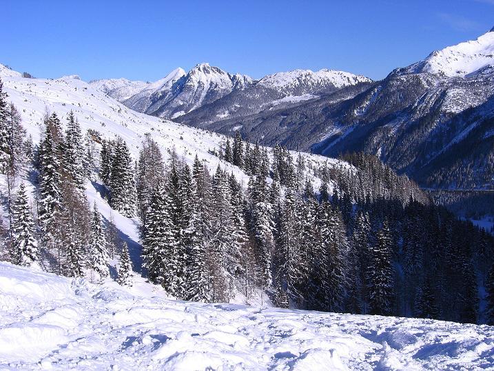 Foto: Andreas Koller / Ski Tour / Traumtour auf Spirzinger und Spazeck (2066 m) / 06.01.2010 02:17:29