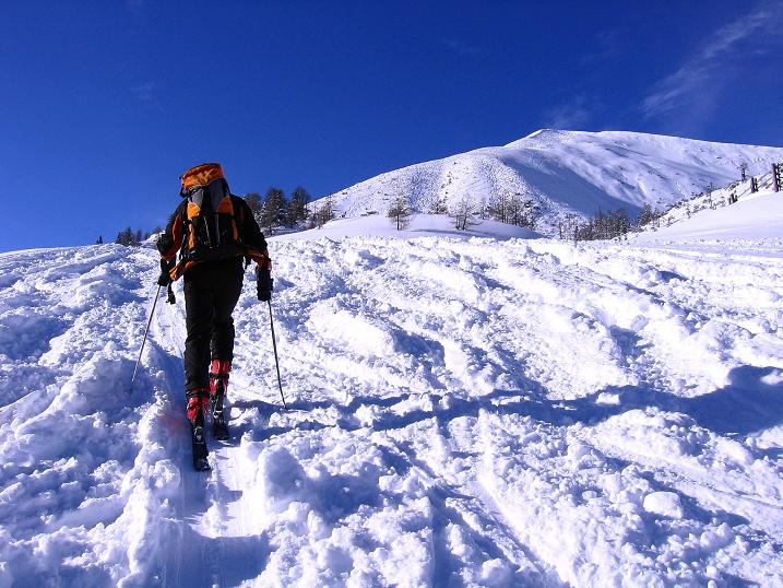 Foto: Andreas Koller / Ski Tour / Traumtour auf Spirzinger und Spazeck (2066 m) / 06.01.2010 02:17:20