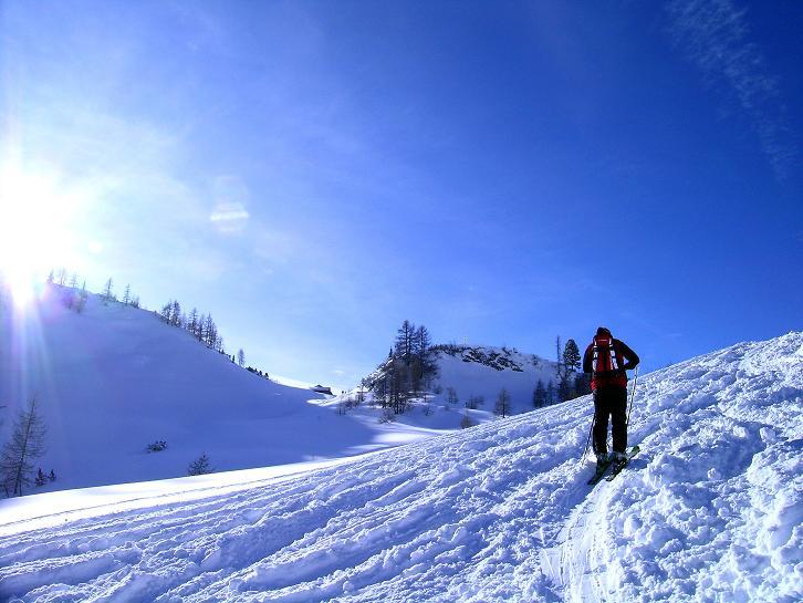 Foto: Andreas Koller / Ski Tour / Traumtour auf Spirzinger und Spazeck (2066 m) / 06.01.2010 02:16:56