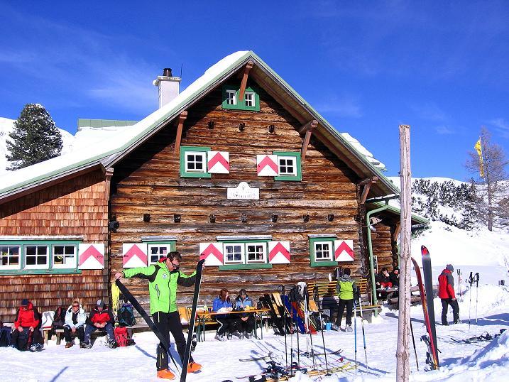 Foto: Andreas Koller / Ski Tour / Traumtour auf Spirzinger und Spazeck (2066 m) / 06.01.2010 02:15:59