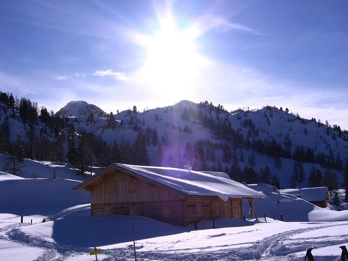 Foto: Andreas Koller / Ski Tour / Traumtour auf Spirzinger und Spazeck (2066 m) / 06.01.2010 02:15:42