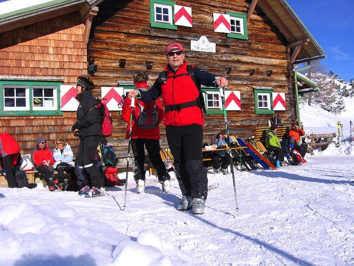 Foto: Andreas Koller / Ski Tour / Traumtour auf Spirzinger und Spazeck (2066 m) / 06.01.2010 02:15:25