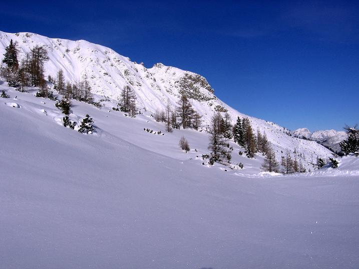 Foto: Andreas Koller / Ski Tour / Traumtour auf Spirzinger und Spazeck (2066 m) / Spazeck / 06.01.2010 02:15:18