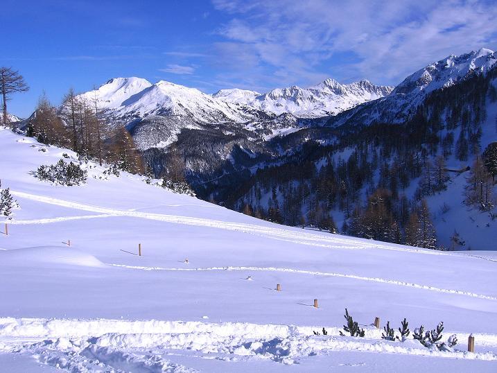 Foto: Andreas Koller / Ski Tour / Traumtour auf Spirzinger und Spazeck (2066 m) / 06.01.2010 02:14:44